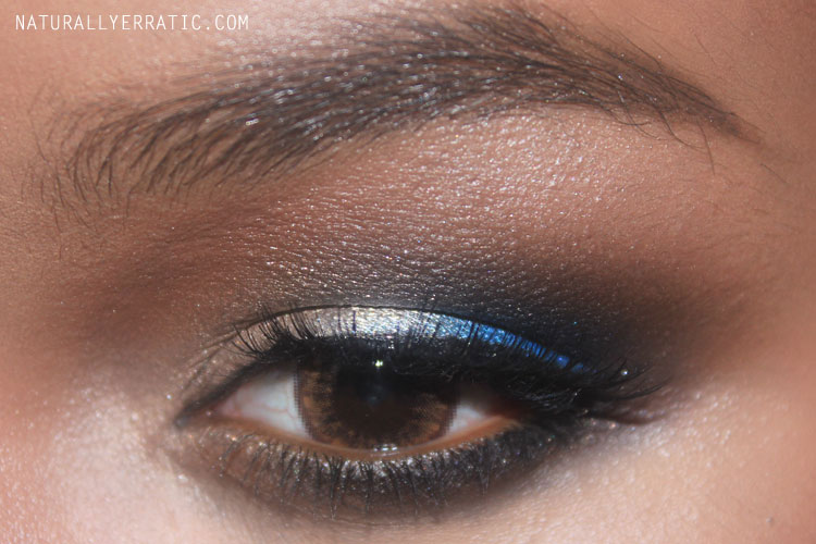 Smokey Eye Makeup, Gold Makeup, Blue Makeup, Makeup Blog, Black Smokey Eye