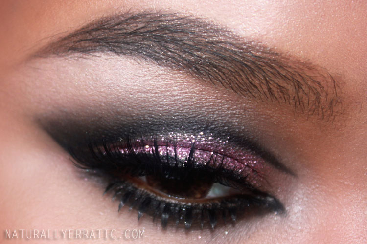 Glitter Makeup, Pink Makeup, Cut Crease Makeup