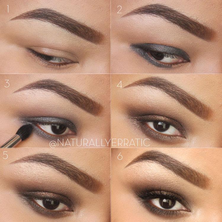 Makeup blog, makeup tutorial, smokey eye, smokey eye tutorial, smokey eye makeup