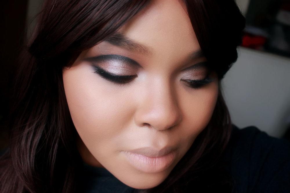 twiggy makeup, mod makeup