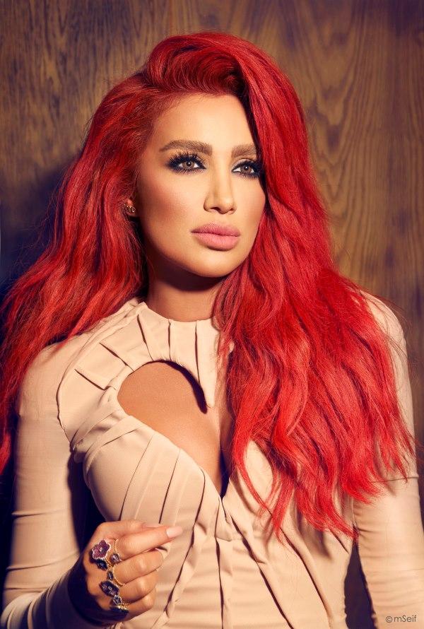 Makeup, Red Hair