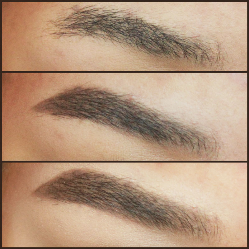 Anastasia beverly hills, Dipbrow, Full eyebrows