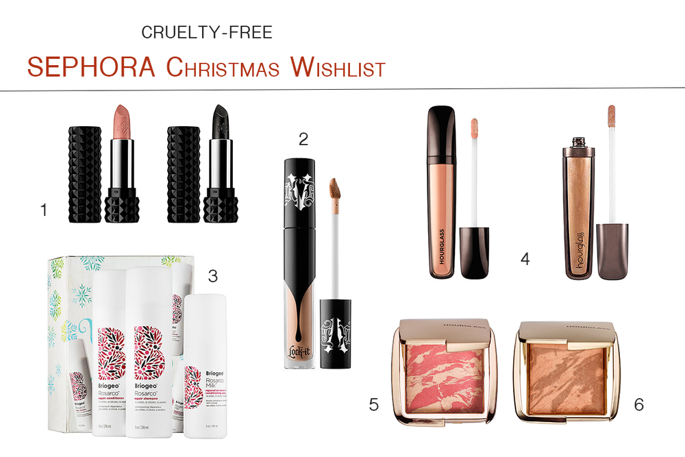 Cruelty Free Shopping at Sephora