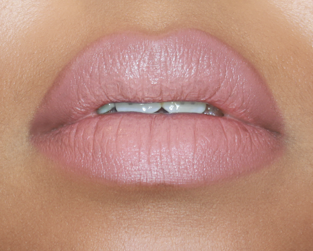 Pinky Nude Lip for Dark Skin