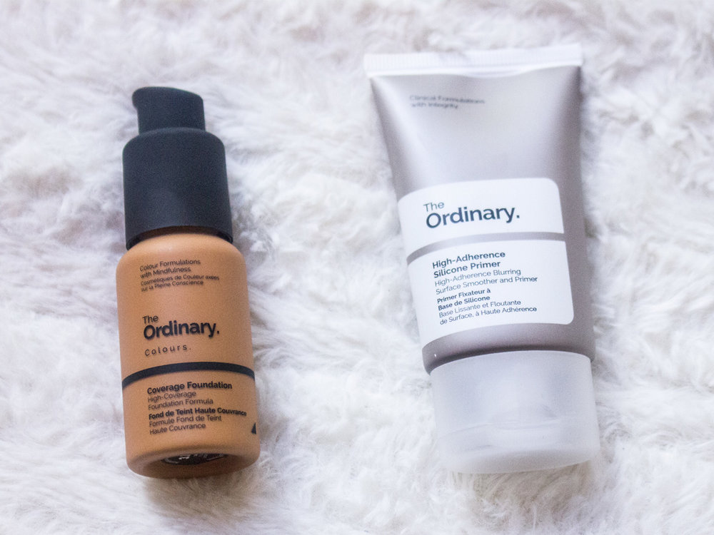 The Ordinary Colours Coverage Foundation 3.1Y