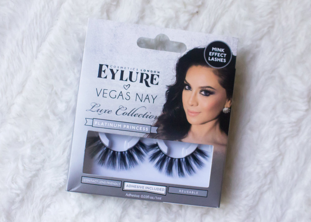 Eylure Vegas Nay Luxe Collection Platinum Princess
