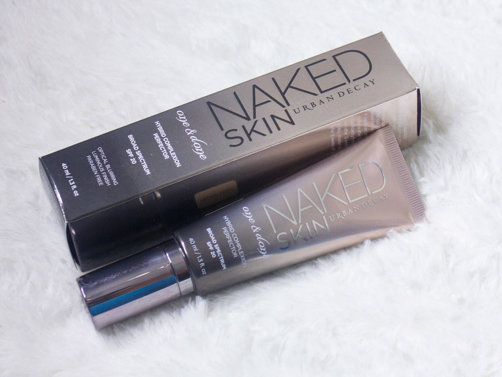 Urban Decay Naked Skin One & Done Reveiw