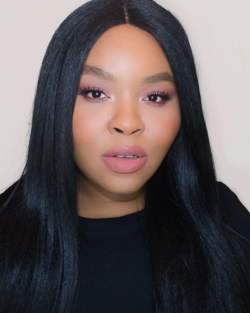 Anastasia Beverly Hills Matte Lipstick Swatch Spice