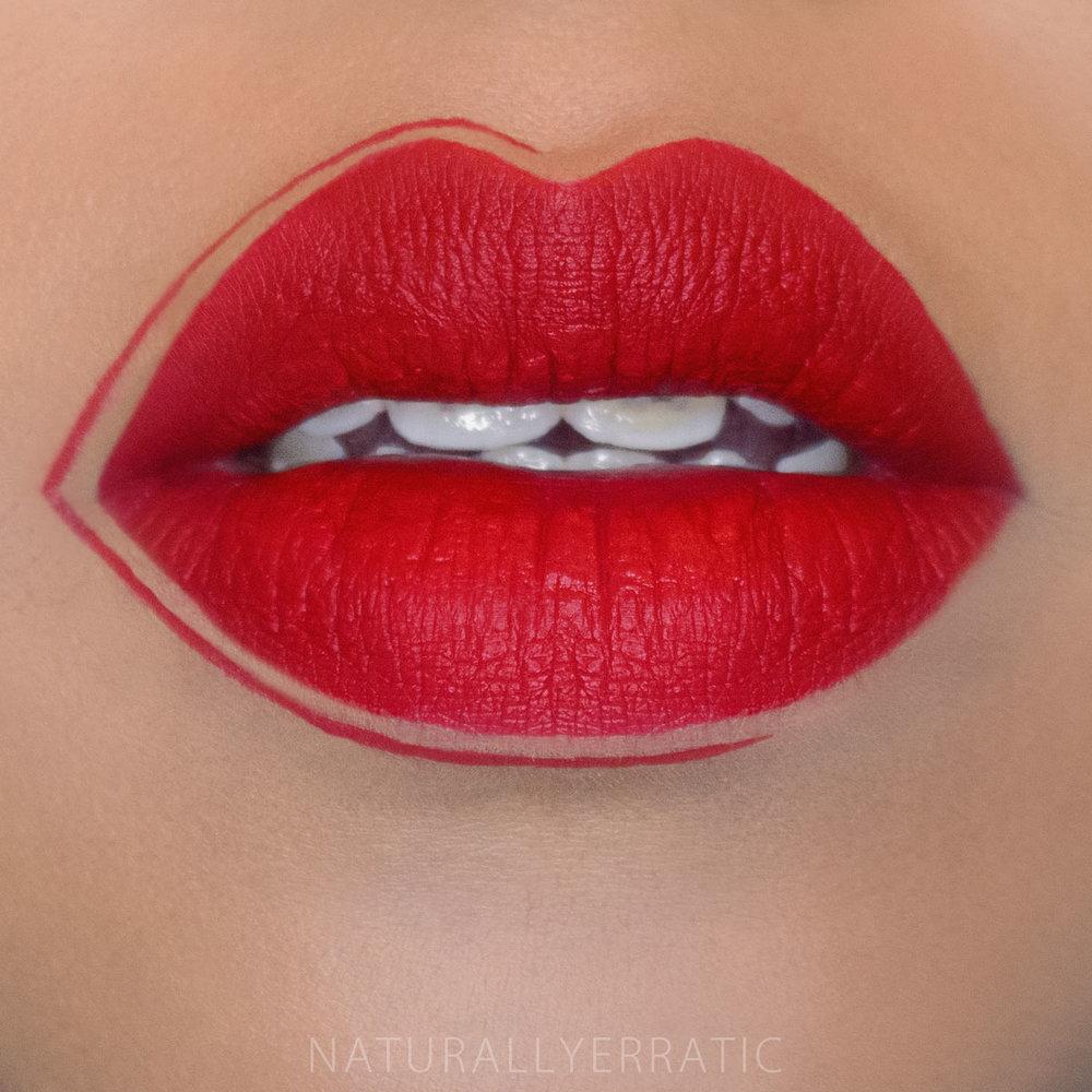 Fenty Beauty Stunna Lip Paint Uncensored Swatch