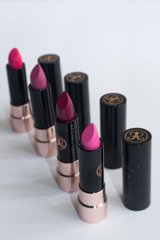 anastasia-beverly-hills-matte-lipstick-pink
