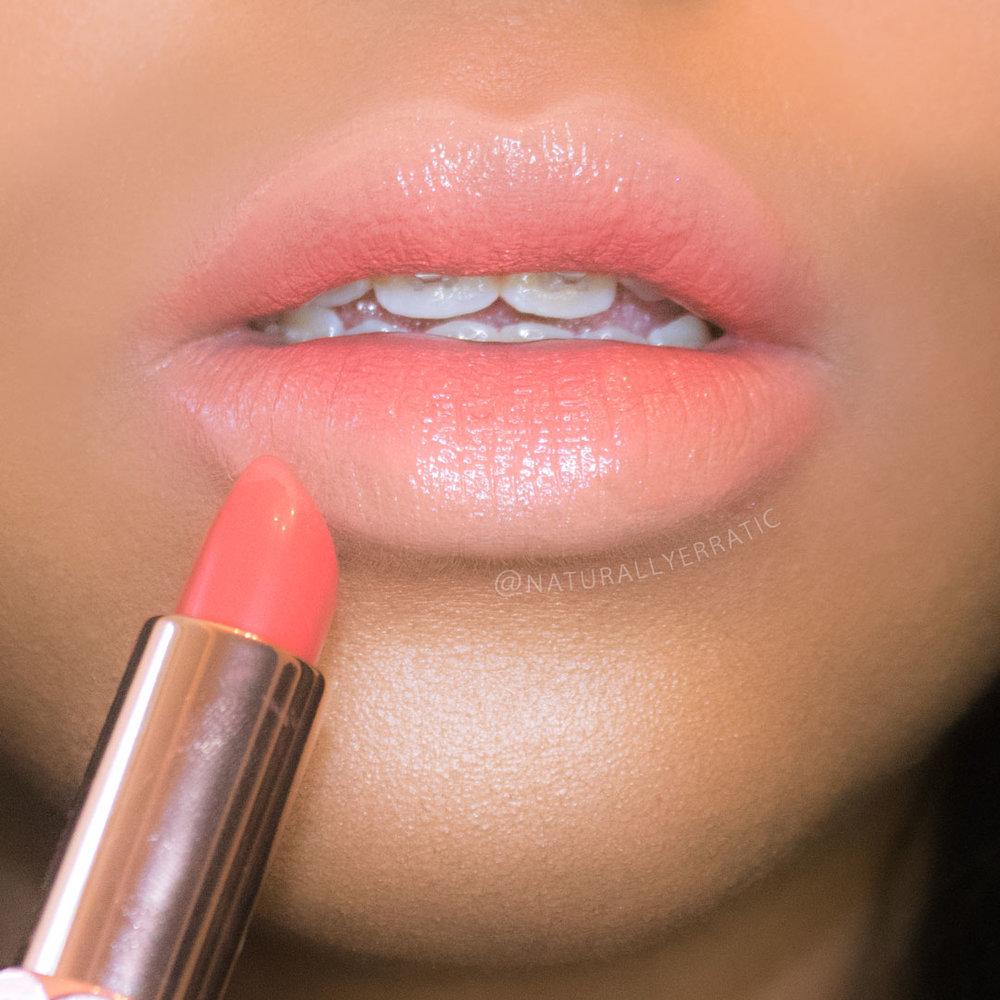 pink Korean gradient lip