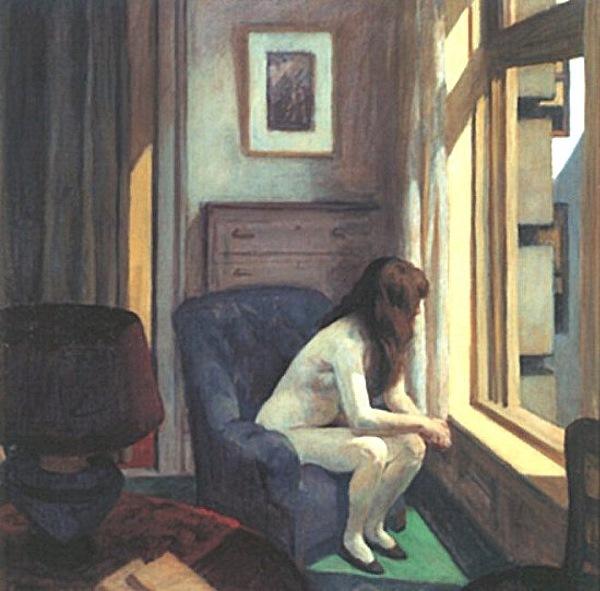 """Edward Hopper, """"Eleven A.M.,"""" 1926"""