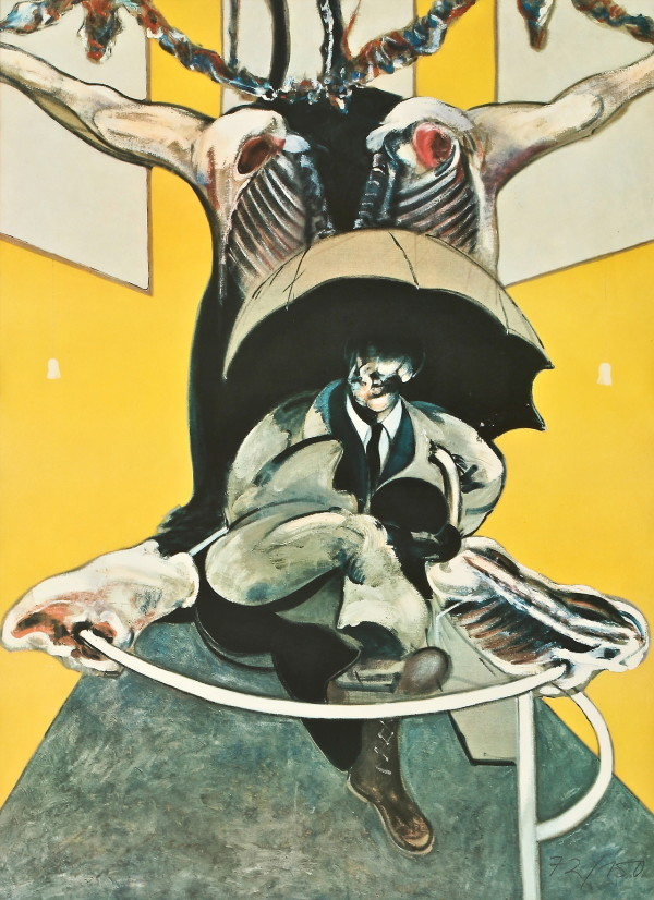 "Francis Bacon, ""Second Version of Painting (1946),"" 1946"