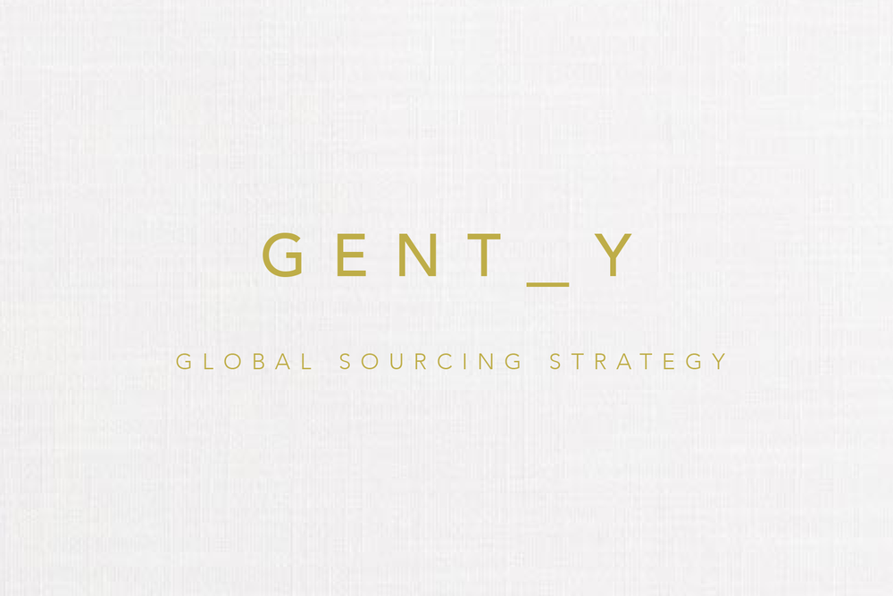A Global Sourcing Strategy