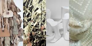 Make•Shift at Dorsky Gallery Curatorial Programs featuring Barb Smith, Jonathan Mess, Jelena Gazivoda, Kristi Sword