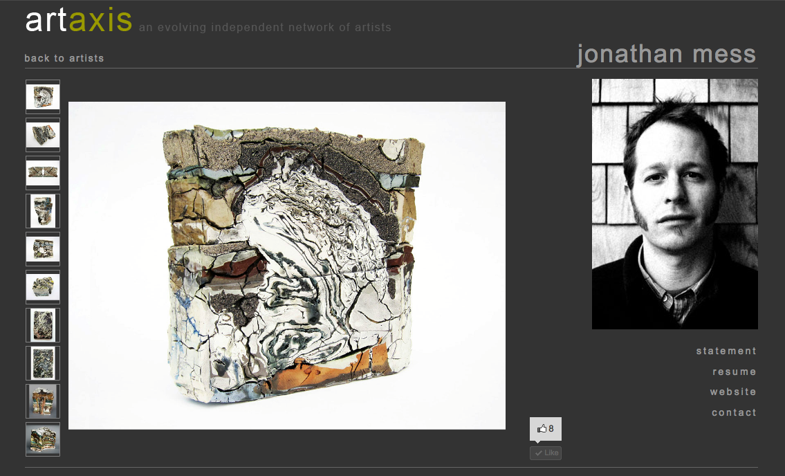 Jonathan Mess's Artaxis.org Page