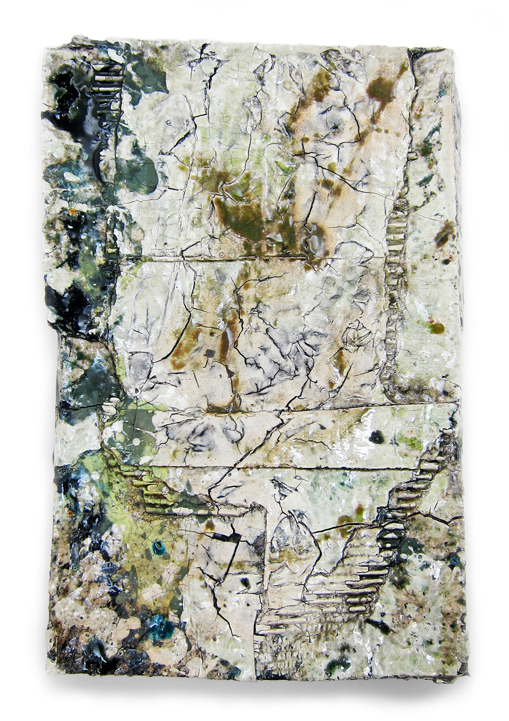 "<em>Reclaim Slab No.14</em> <span style=""color:#CC0000;font-size:1.5em;"">•</span>"