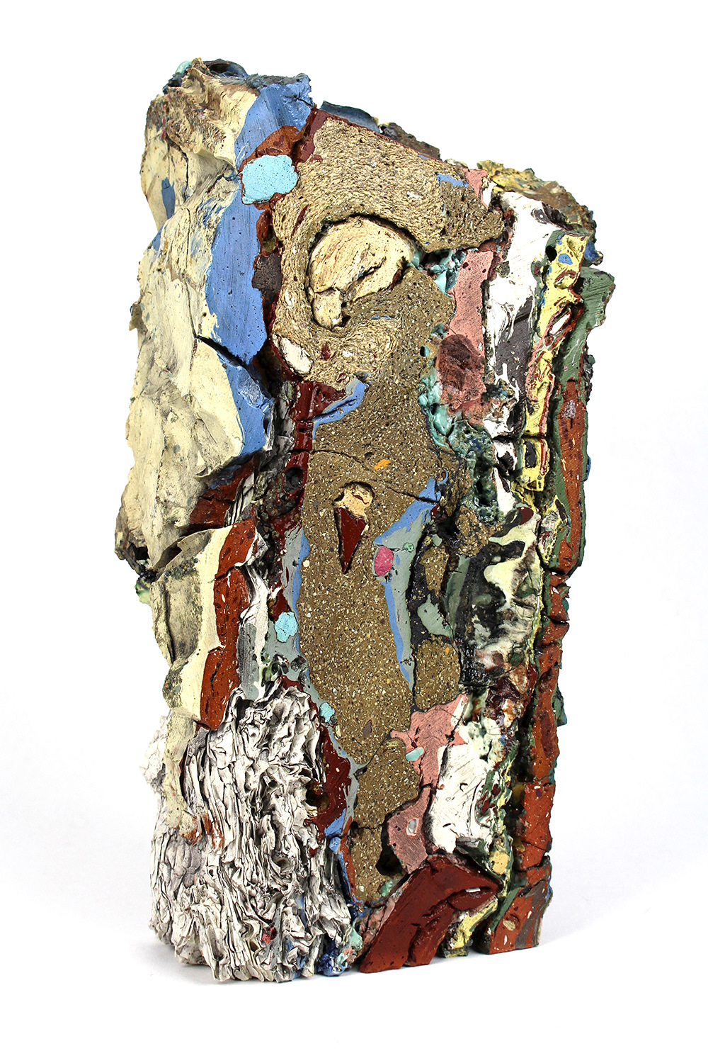 Reclaim No.48: Central Cross Section by Jonathan Mess, 2015