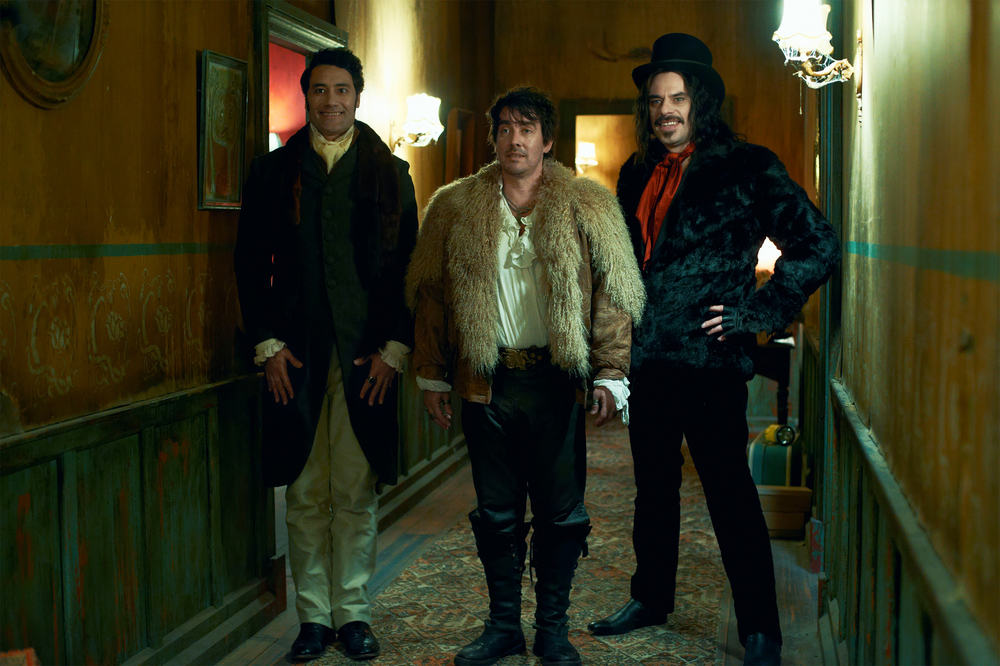 11. What We Do In The Shadows Mockumentaries can be tricky ground. For every Zelig and This Is Spinal Tap you get a Rutles or Bruno. What We Do In The Shadows is just wondrous. A massive dose of laconic New Zealand humour mixed with gothic stereotypes and a dash of gallows humour. Jemaine Clement and Taika Waititi are a force of comedy. Looking after the acting, directing, screenwriting and producing, the pair have created much more than single punchline repeated for 90 minutes.