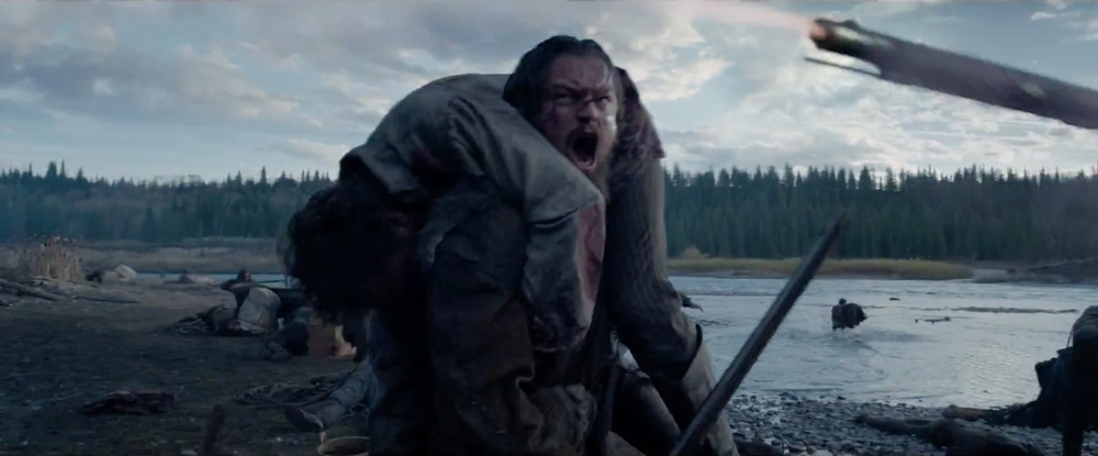 9. The Revenant The Revenant is often claustrophobic and devastating. A story of human struggle, The Revenant was an experience and a visual masterpiece as we have come to expect from Iñárritu and Lubezki. Occasionally falling down in story and length, The Revenant will be a film I remember in years to come as the opening scene among others will become how to guides of modern film making.