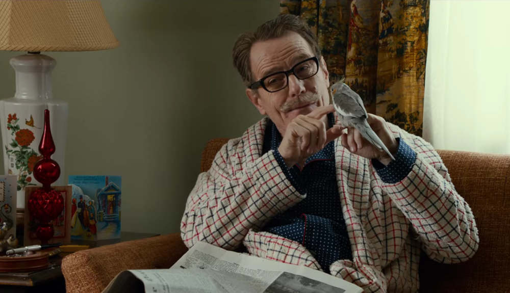 7. Trumbo Trumbo is about fear. Fear of Communism, a divided USA and people valued by their skill and not their beliefs. If only there was some parallels to the present day. Bryan Cranston knocks this one out of the park as Trumbo, a screenwriter in golden age Hollywood shunned for his political stance. Flawed by its occasional scattered narrative, Trumbo is an important story to be told and the performances from the whole cast ensure the humour, humility and lesson shine through.