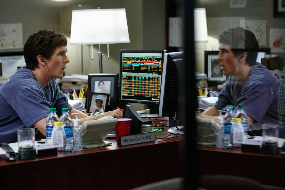 6. The Big Short What a truly scary and depressing film The Big Short is. And yet Adam McKay's star studded is fun, a wild chase through the financial housing collapse played out like a race against time. WIth half a dozen leading performances and a storytelling style that lets every layman into the inner workings of the big banks. Huge shoutout for McKay for the Margot Robbie cameo and allowing Christian Bale and Steve Carell to chew on the scenery. McKay builds characters into what may have otherwise been a procedural corruption story to elevate it into a harrowing and eye opening spectacle that only cinema can truly communicate.