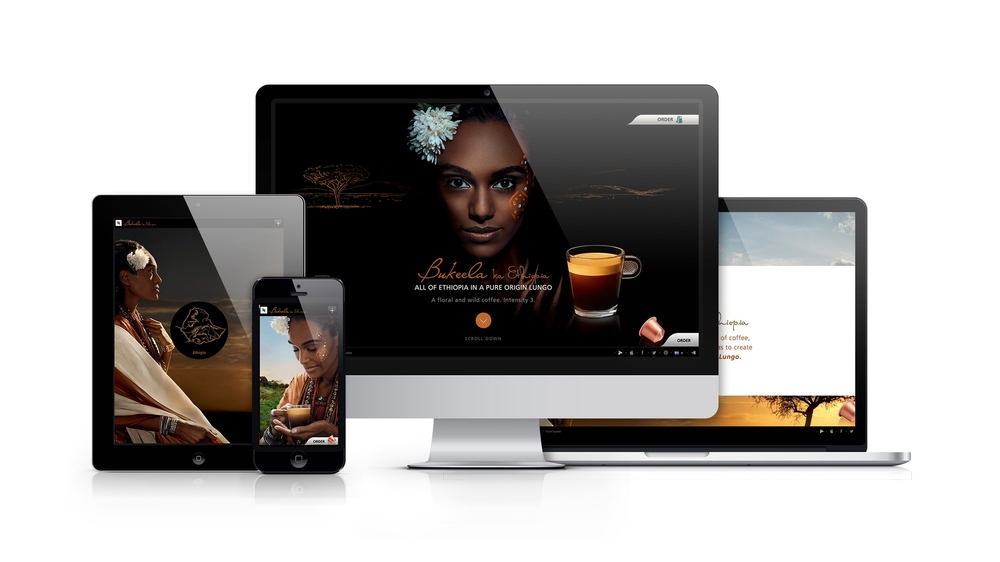 Nespresso Bukeela Ka Ethiopia