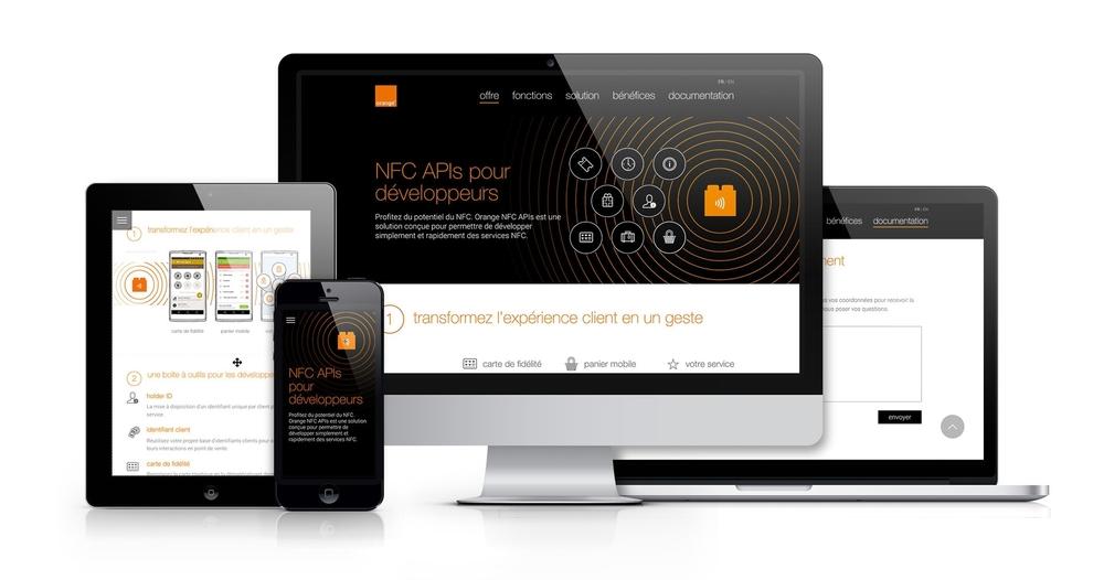 Orange | NFC API pour développeur