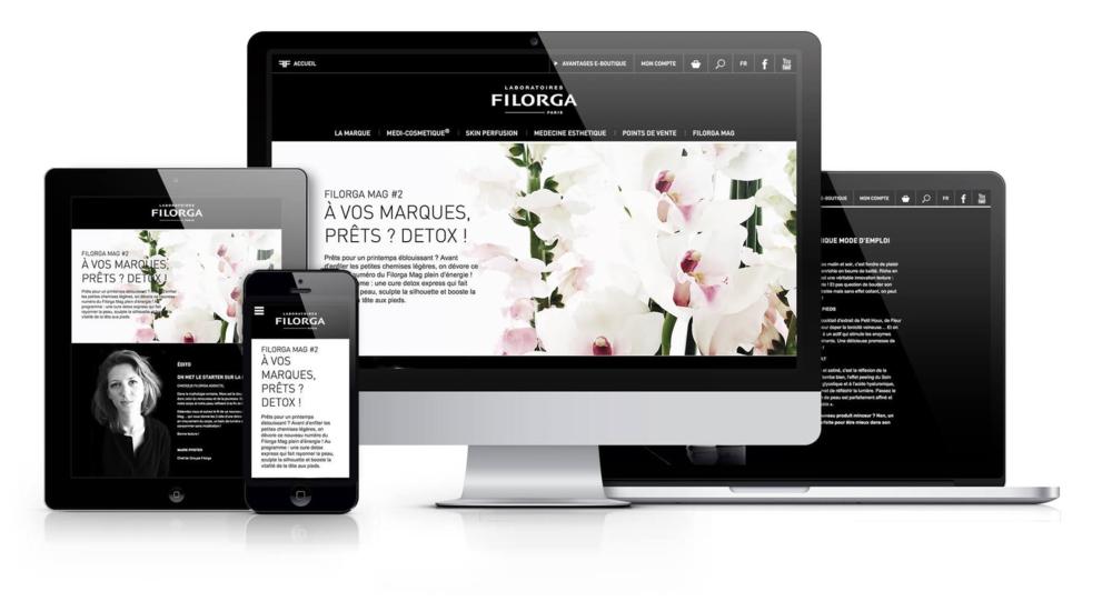Filorga | e-magazine