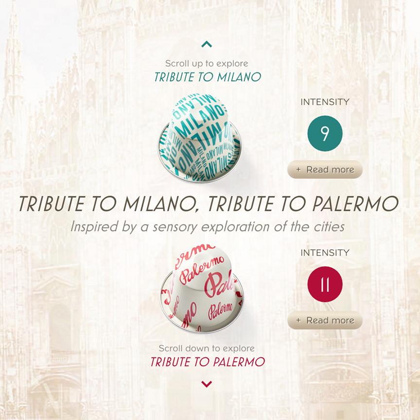 <b>Nespresso</b> | Milano - Palermo