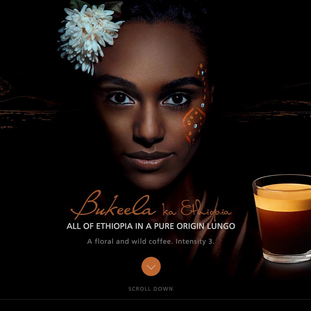 <b>Nespresso</b> | Bukeela