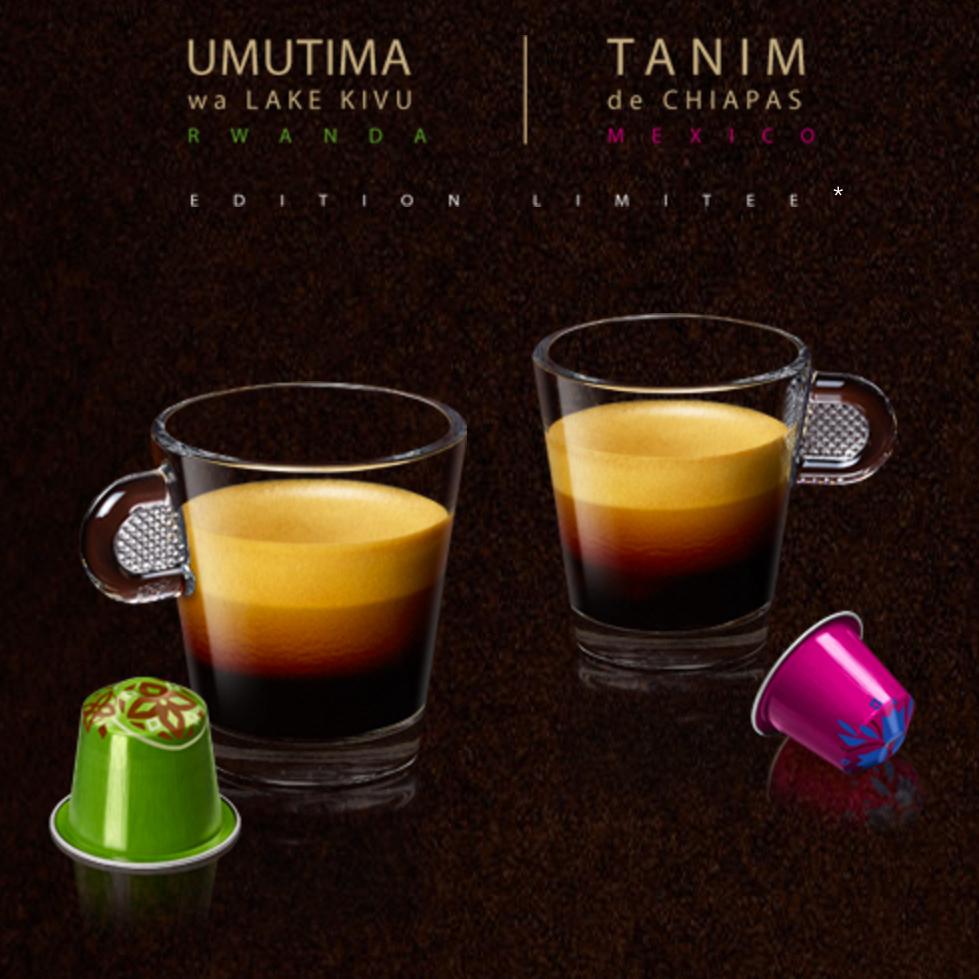<b>Nespresso</b> | Umutima Tanim