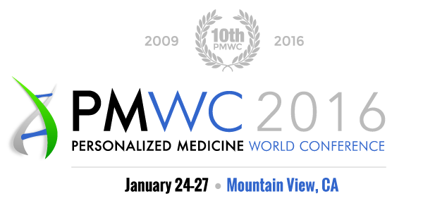 session personalized medicine world conference 2016