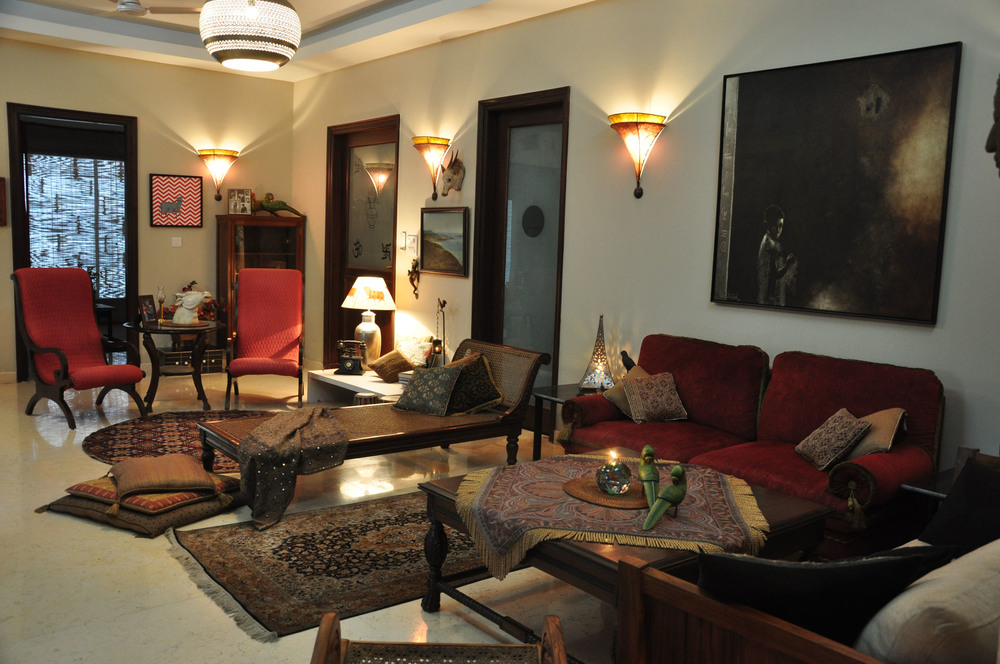 Apartments Monica Khanna Designs