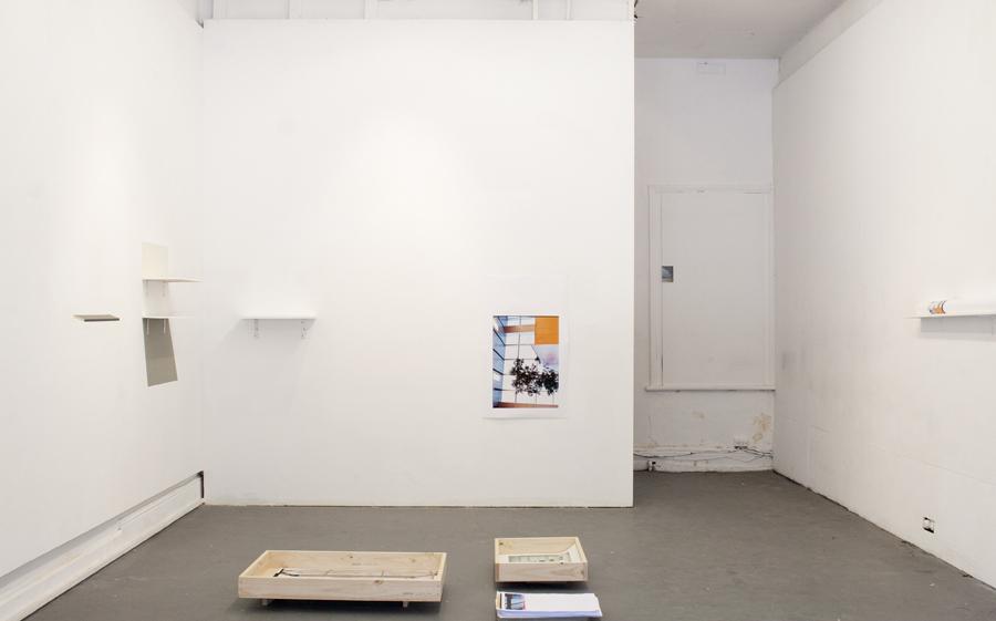 Eye Collective, Seventh Gallery Summer Studio Residency 2013/2014