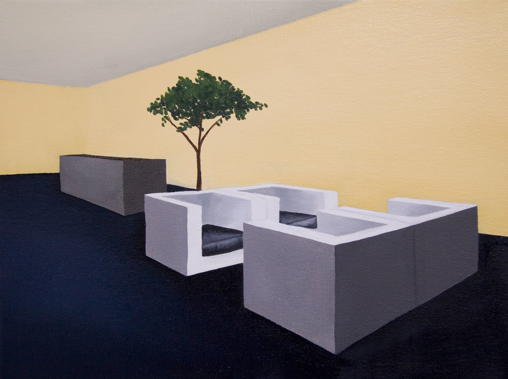 Space With Tree