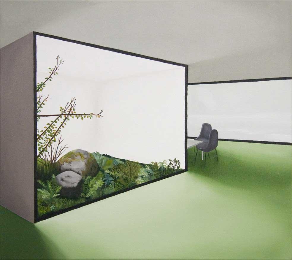 Interior Vegetation