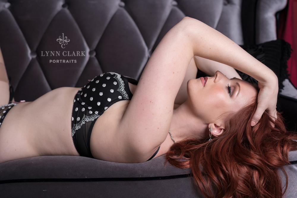 Denver boudoir photographer Lynn Clark