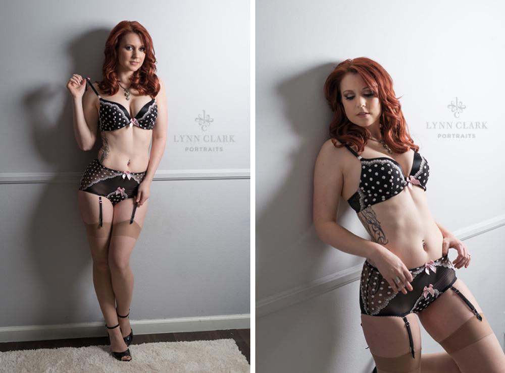 boudoir bra and panty set