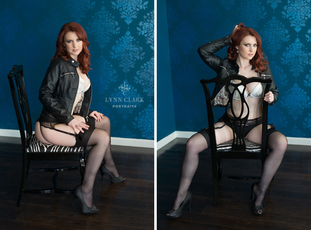 Denver boudoir photographer Lynn Clark