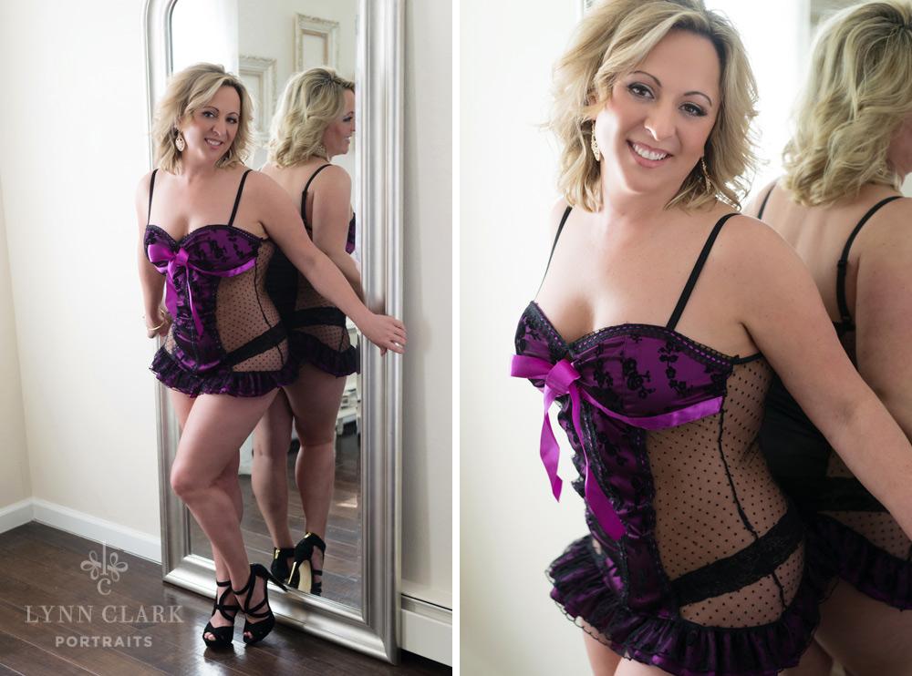 Every woman can do a boudoir shoot