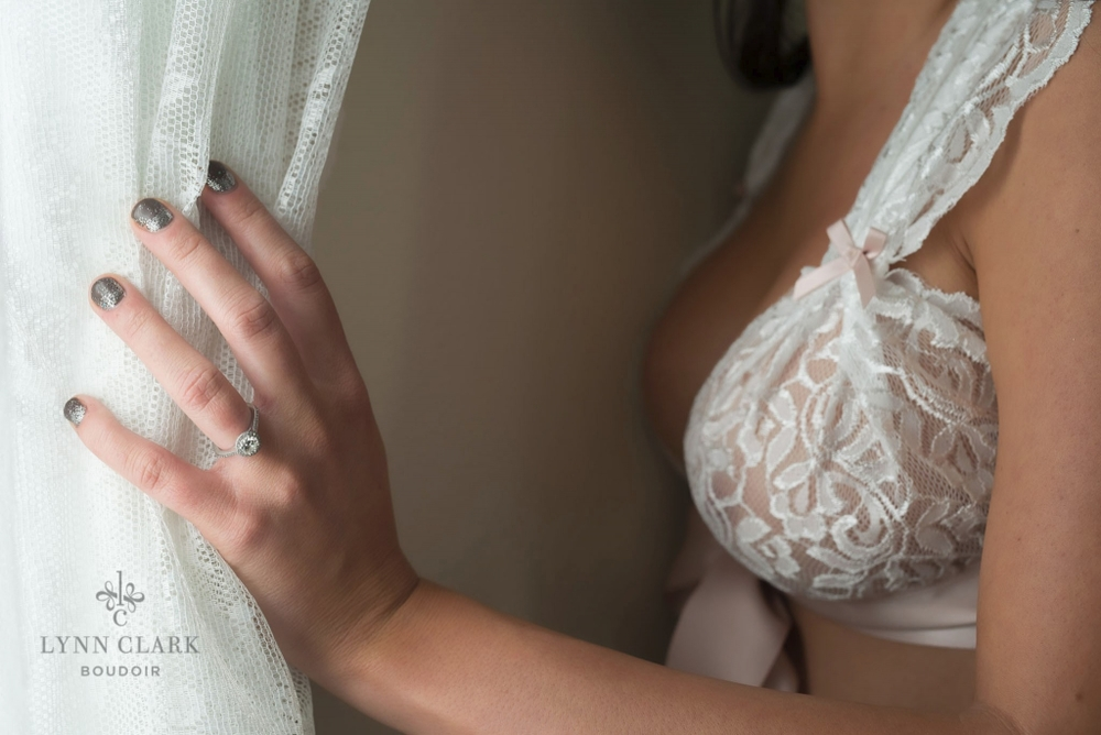 Denver bridal boudoir photography