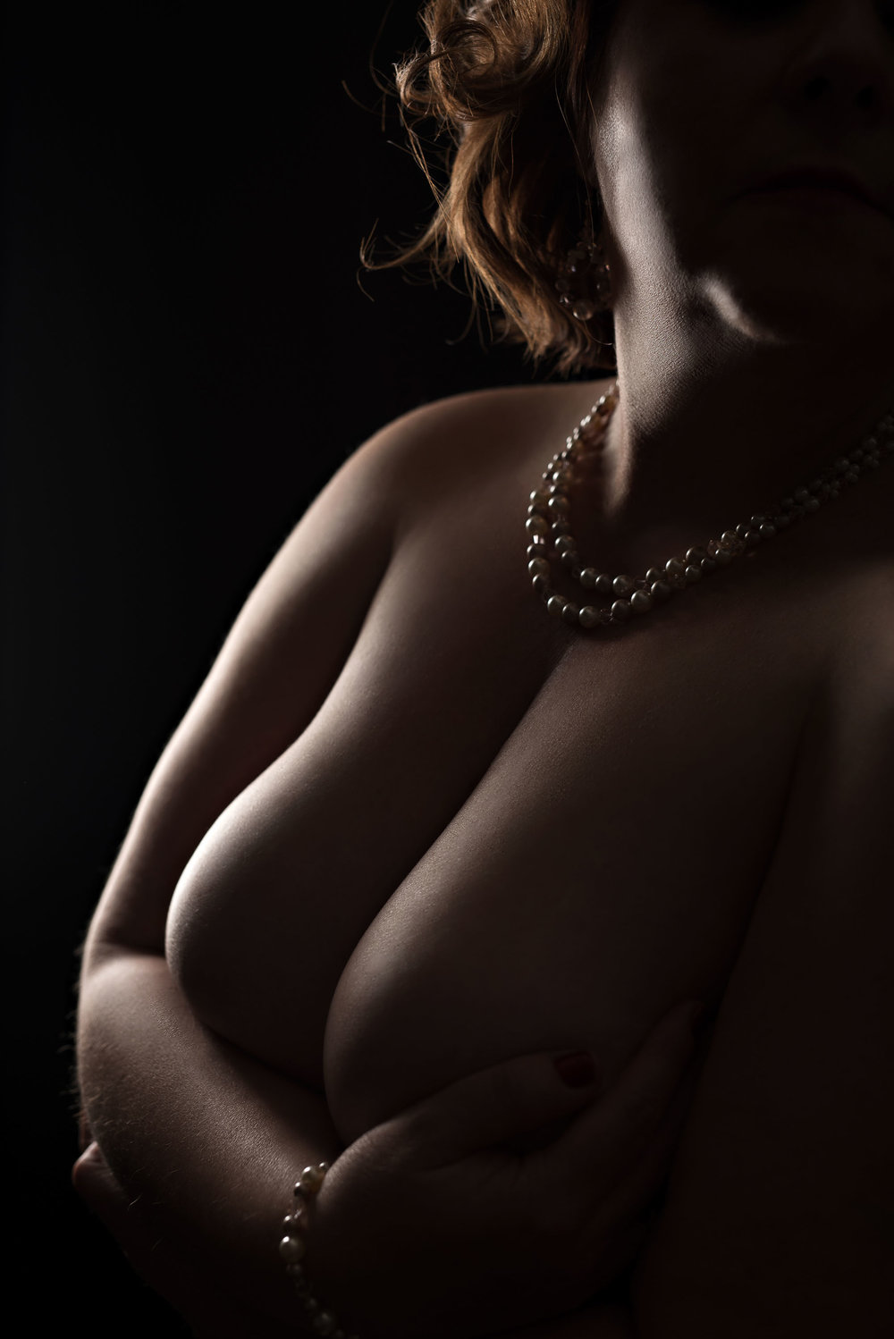 curvy woman artistic nude photography