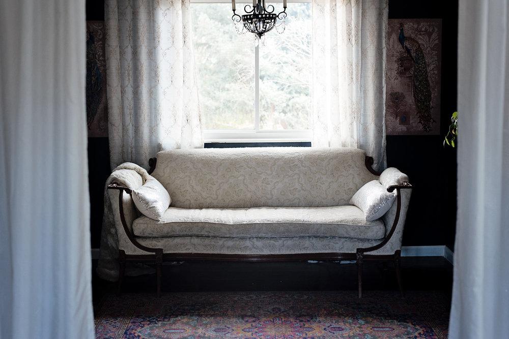 Vintage Boudoir Studio Set