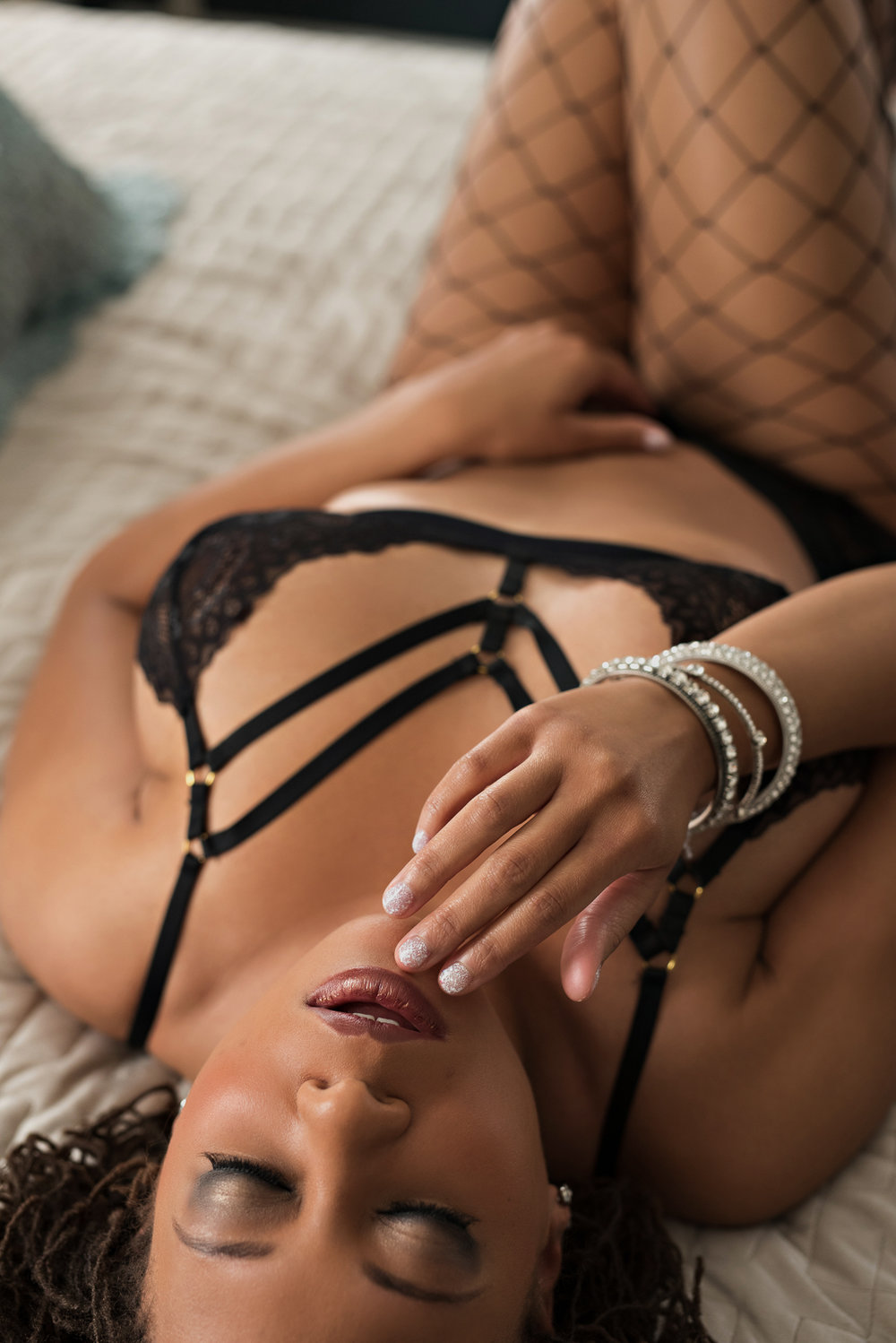 Boudoir Photos in Denver