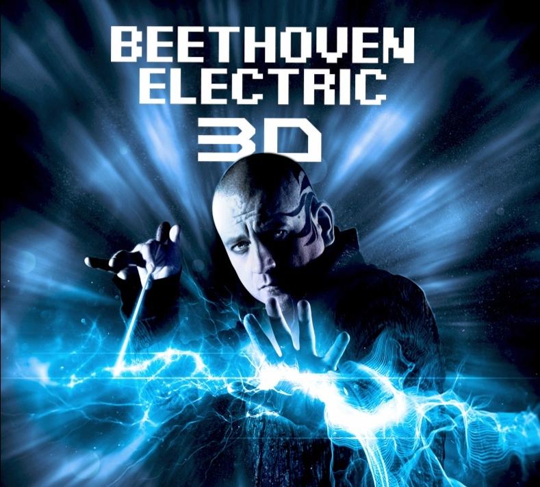 BEETHOVEN ELECTRIC 3D - PIERWSZY W POLSCE KONCERT Z WIZUALIZACJAMI 3D!Pełne energii,współczesne aranżacje muzyki Beethovena,w których instrumentom klasycznym towarzyszą dźwięki kreowane elektronicznie. Niezwykle efektownie brzmią fragmenty dzieł mistrza wykonywane przez beatboxera (Maciej Recha). Całości dopełniają solistyczne partie znakomitych instrumentalistów: Dominika Wani (fortepian), Kuby Żyteckiego (gitara), Stanisława Słowińskiego (skrzypce),Łukasza Adamczyka (bas) oraz operowy głos Sylwii Lorens.Wizualizacje 3D autorstwa Kopaniszyn Studio wprowadzają niezwykły, wręcz metafizyczny klimat. W programie usłyszećmożna największe dzieła Beethovena (m.in. fragmenty V i IX symfonii, Sonaty Księżycowej, Dla Elizy i Sonaty Patetycznej). Awangardowy projekt Filharmonii Futura otworzył jej pierwszy sezon w Krakowie.SCENARIUSZ, ARANZACJE UTWORÓW, REŻYSERIA: MIKOŁAJ BLAJDAPRODUKCJA: SYLWIA LORENS