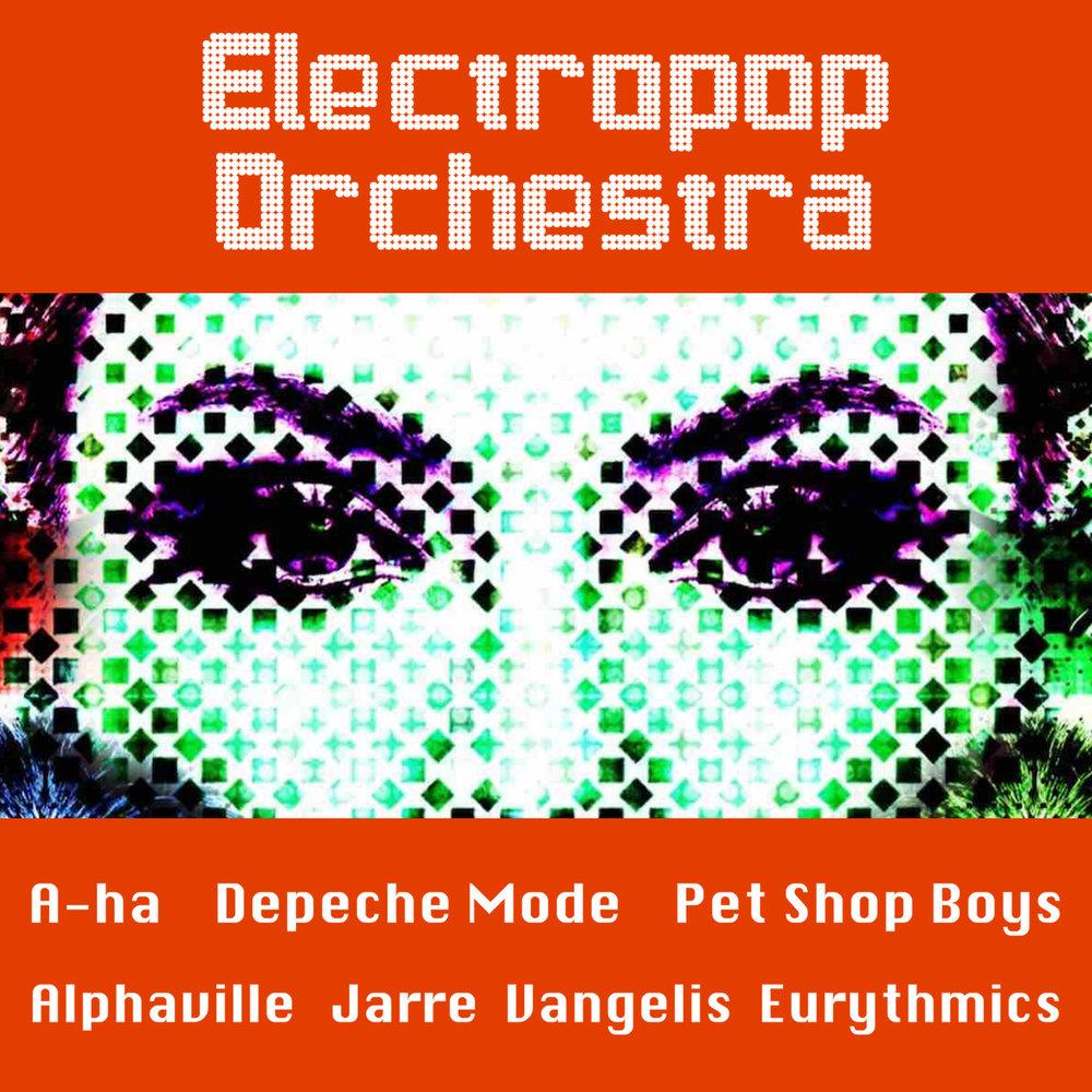 ELECTROPOP ORCHESTRA - PRAPREMIERA - Kraków, 16 lutego 2019, Klub StudioMuzyka elektroniczna lat 80' w uwspółcześnionej odsłonie. Największe przeboje A-ha, Depeche Mode, Pet Shop Boys, Alphaville, Eurythmics, Jarre'a i Vangelis'a w wykonaniu solistów i orkiestry Filharmonii Futura. Oryginalne brzmienia syntezatorów z epoki z towarzyszeniem orkiestry smyczkowej. Multimedialna oprawa.