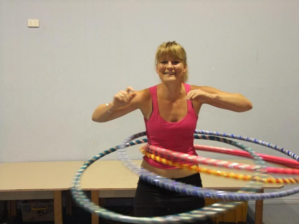 Renae Elliott Hooping