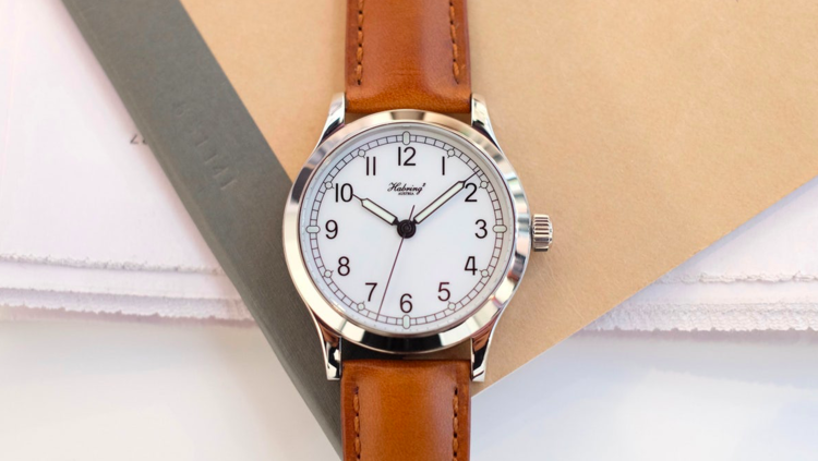 Hodinkee:  Introducing Habring Erwin UK Limited Edition