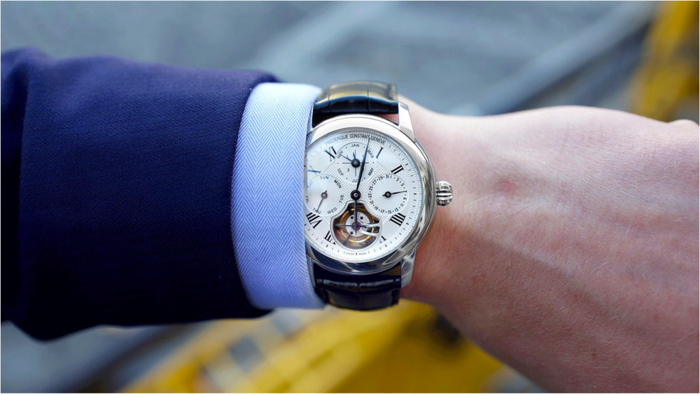Hodinkee:  Introducing The Frederique Constant QP Tourbillon Manufacture (Live Pics & Pricing)